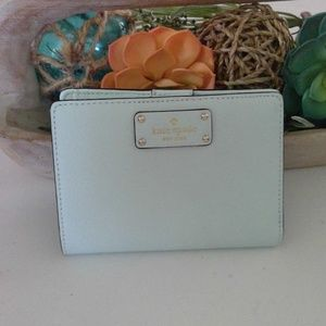 Kate Spade Grove street leather wallet *NEW*